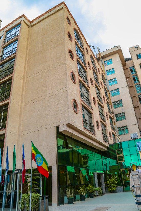 Empire Addis International Hotel