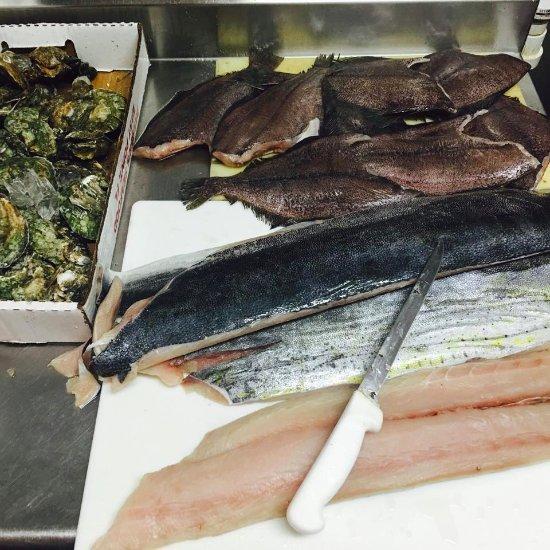 Seafood kitchen atlantic beach menu prices for Atlantic fish menu