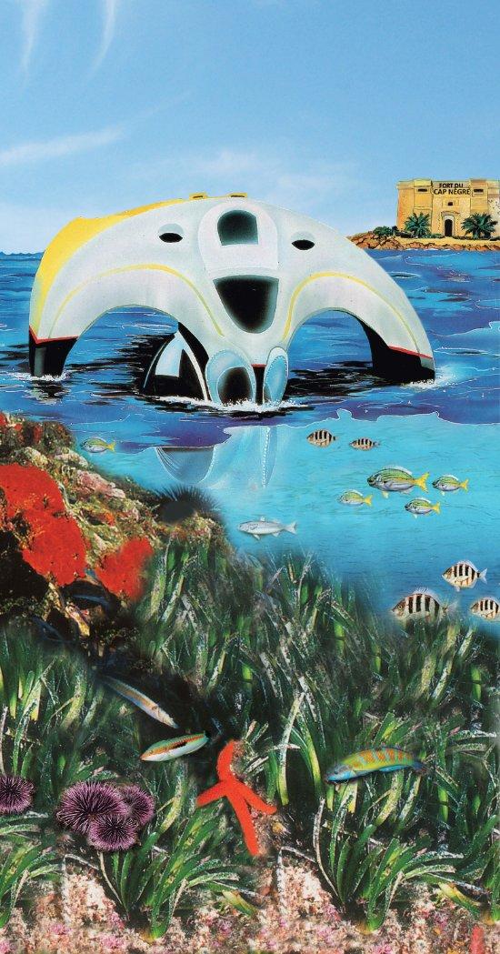 潜水艇游览