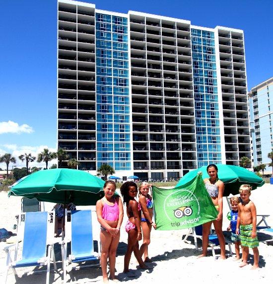 Towers Motel Myrtle Beach South Carolina