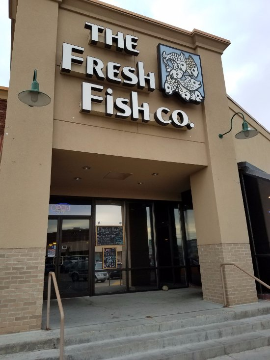 The fresh fish company denver menu prices restaurant for Fresh fish company menu