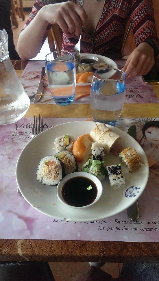 Restaurant Asiatique Ponts De Ce