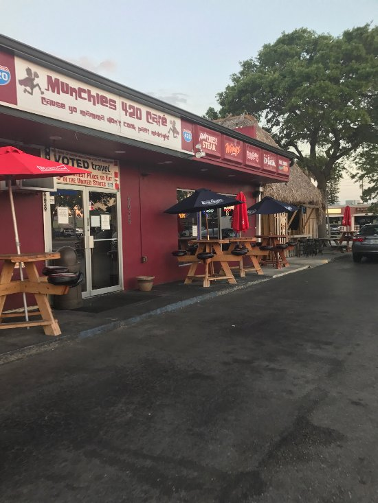 Munchies  Cafe Sarasota Fl
