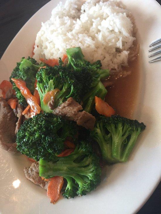 Thai Restaurant Washington Utah