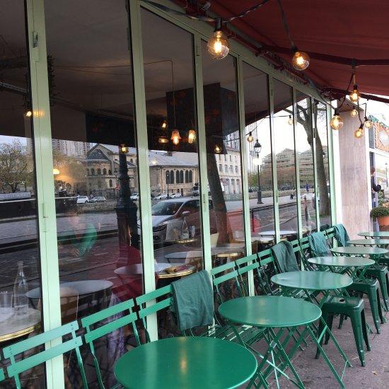 Cafe Odilon Carte
