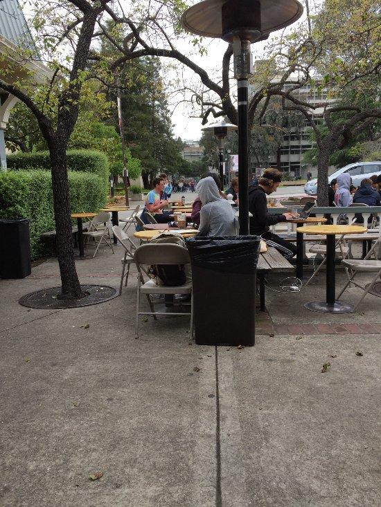 Cafe Strada Berkeley Hours