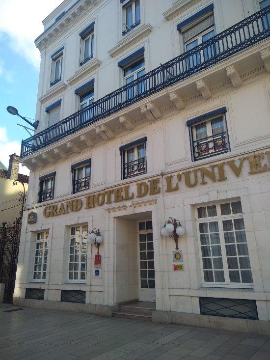BEST WESTERN Grand Hotel de Univers