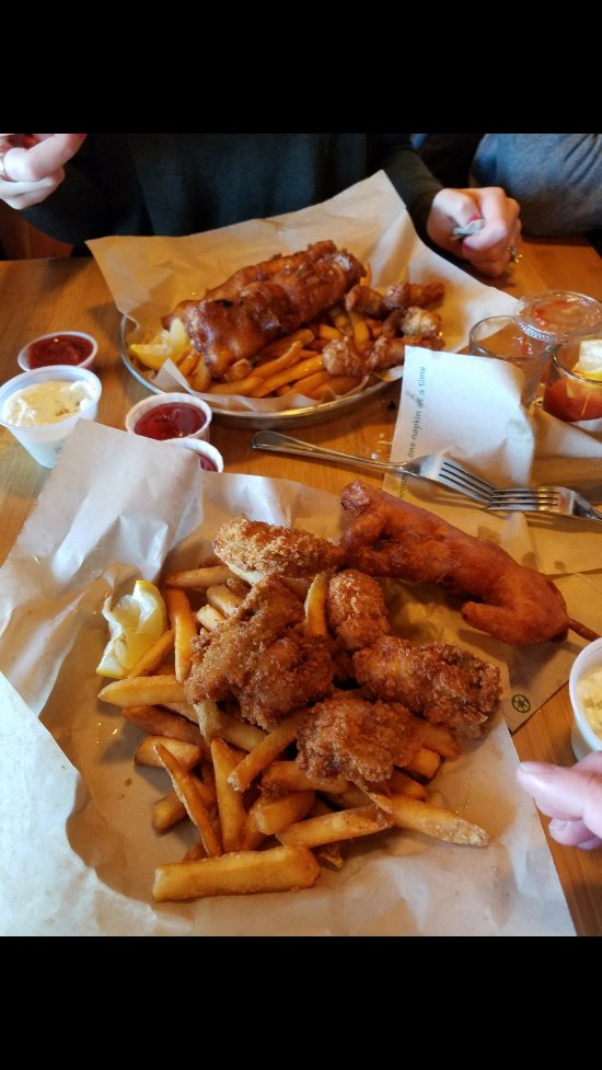 Sunfish Seafood Seattle West Seattle