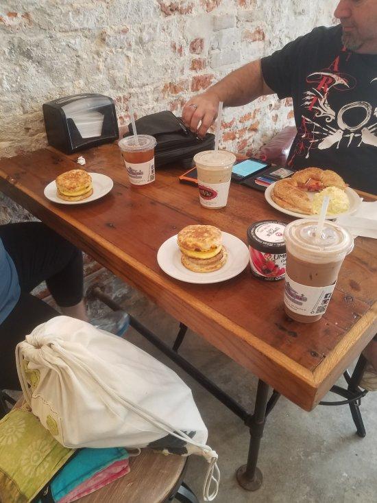 Cafe Envie  Decatur Reviews