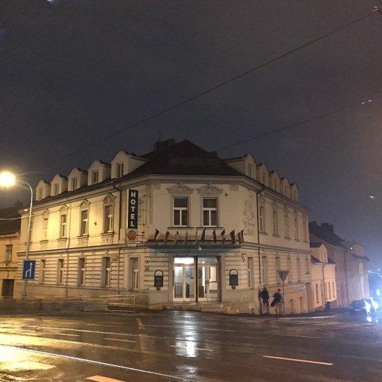 Libu e praha recenze tripadvisor for Hotel galerie royale prague tripadvisor