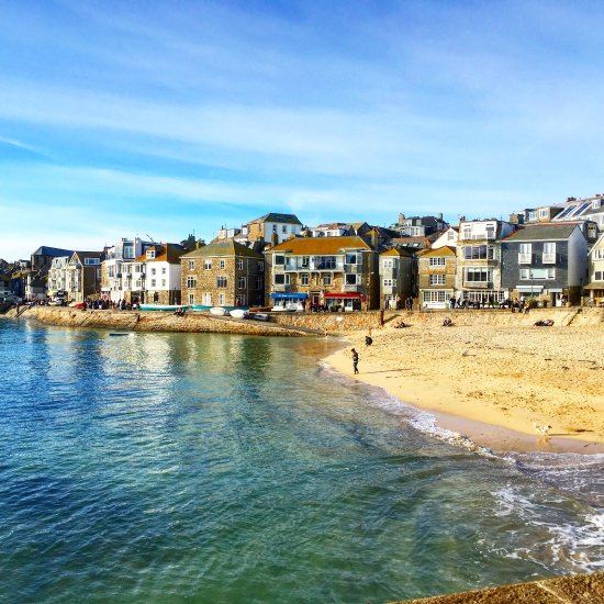 St Ives Hotels With Parking