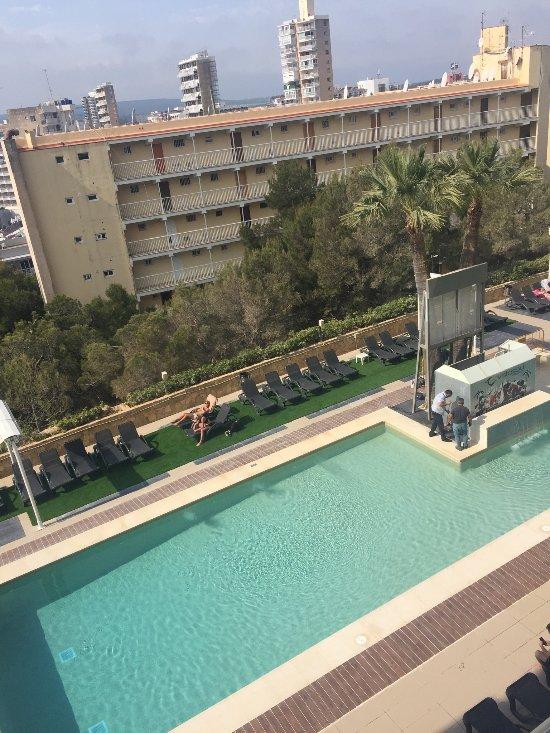 藍海維斯塔所阿普托斯溫泉飯店