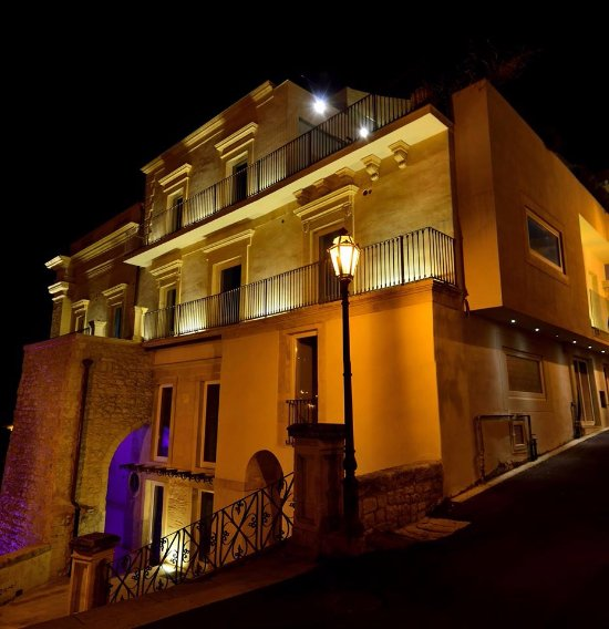 Hotels In Modica Italien
