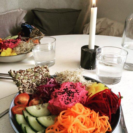 raw food restaurang stockholm