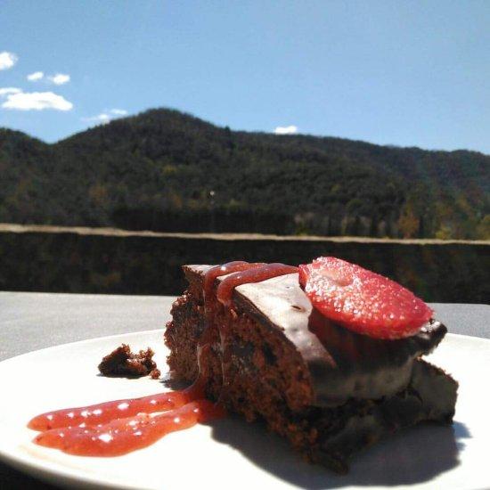 imagen Restaurant La Casilla en La Vall d'en Bas
