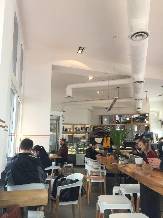 Buro espresso vancouver gastown restaurant avis for Buro water street