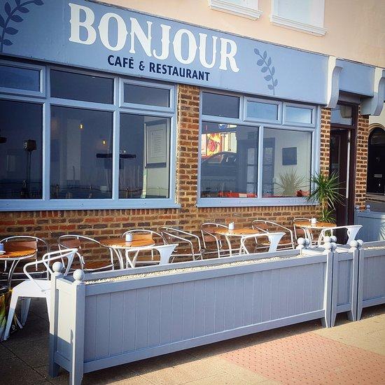 Bonjour Cafe Restaurant St Leonards On Sea Updated 2019
