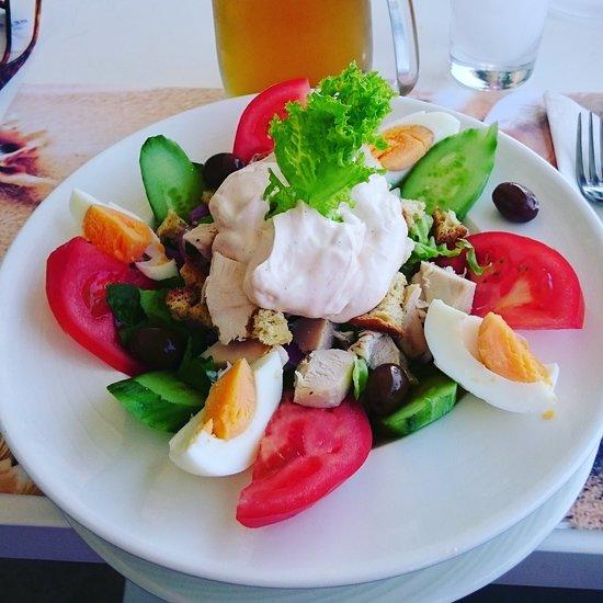 Meltemi Kitchen Bar, Rethymnon