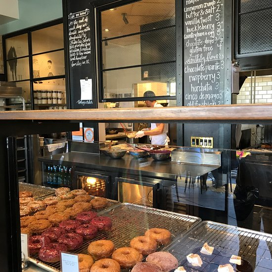 Sidecar Doughnuts & Coffee, Costa Mesa - Restaurant Reviews