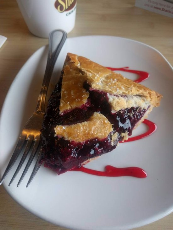 Shari S Cafe Pies Eugene Or