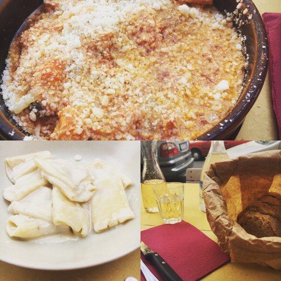 Ristorante la battilonta in roma con cucina cucina romana - Cucina romana roma ...