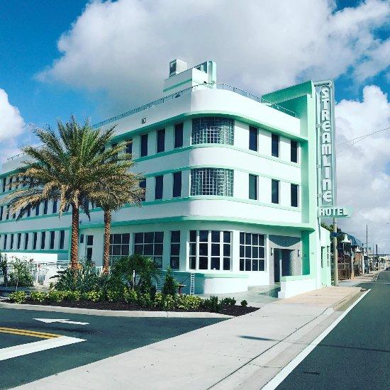 Streamline Hotel Daytona Room Pics