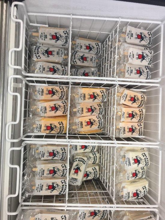 La Super Ice Cream Plano Restaurant Reviews Photos Tripadvisor