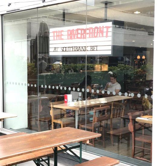 Riverfront Bar Kitchen London