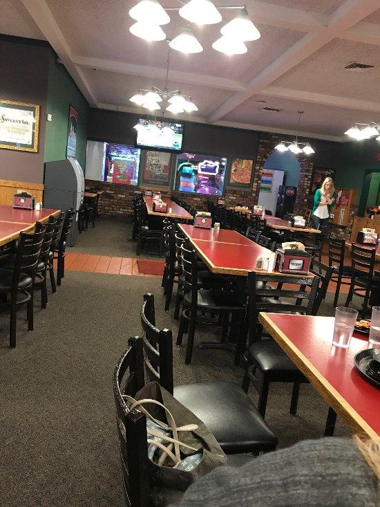 Abby S Legendary Pizza Grants P 1560 Williams Hwy Restaurant Reviews Phone Number Photos Tripadvisor