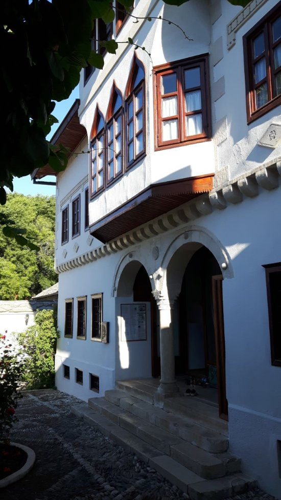 Bosnian National Monument Muslibegovic House Hotel