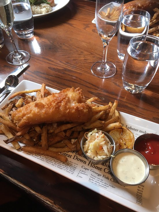 Catch Restaurant Oyster Bar Calgary Menu