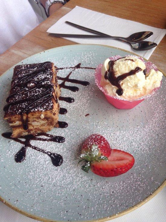 Ironwood Cafe Woolwich Menu