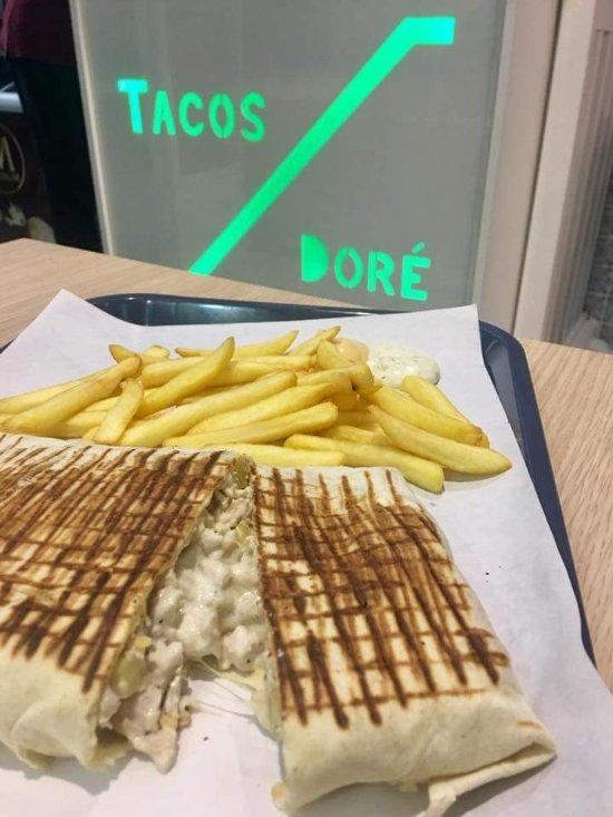 tacos dore paris omd men om restauranger tripadvisor. Black Bedroom Furniture Sets. Home Design Ideas
