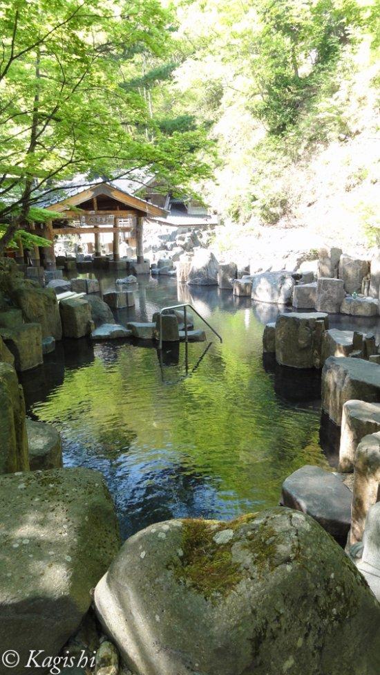 takaragawa onsen osenkaku updated 2018 prices   onsen ryokan reviews  minakami machi  japan