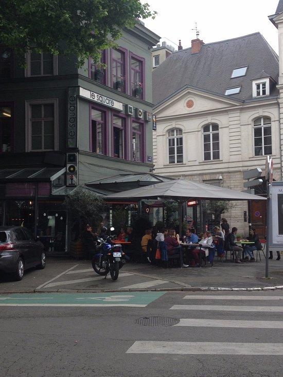 Restaurant Square Morisson Lille