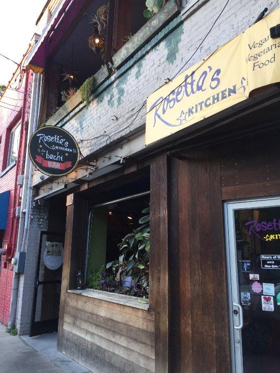 Rosetta's Kitchen, Asheville - Downtown Asheville - Menu ... Rosetta S Kitchen