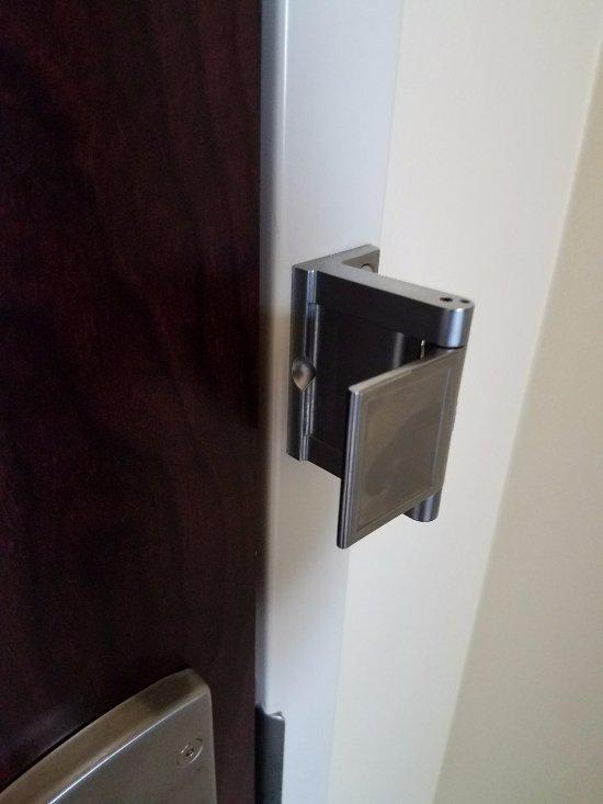 Stronger Door Security
