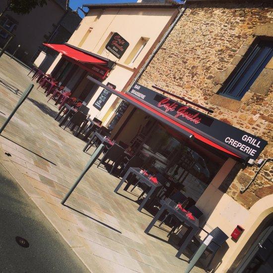 Cafe Goulu Saint Meloir Des Ondes