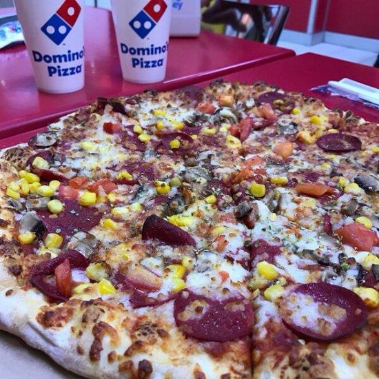 Dominos Pizza Istanbul Feyzullah Mah Bagdat Cad Selin Apt No