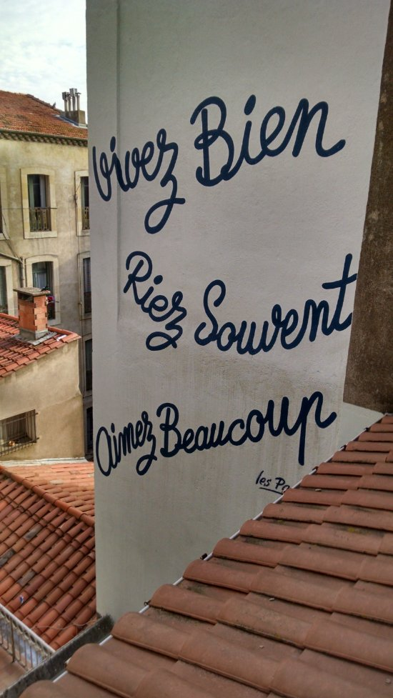 Hotel des poetes b ziers france voir les tarifs 95 for Fenetre 24 avis