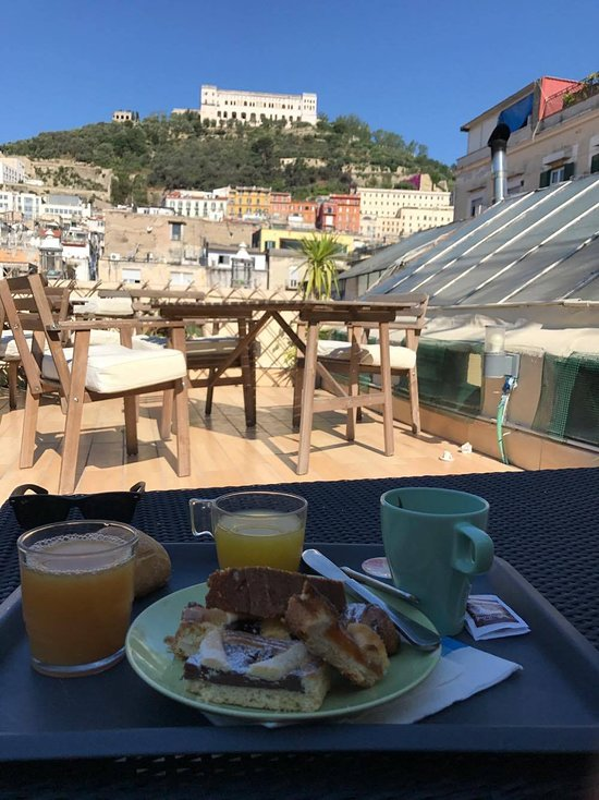 Terrazza Partenopea Bed And Breakfast Prices B B Reviews