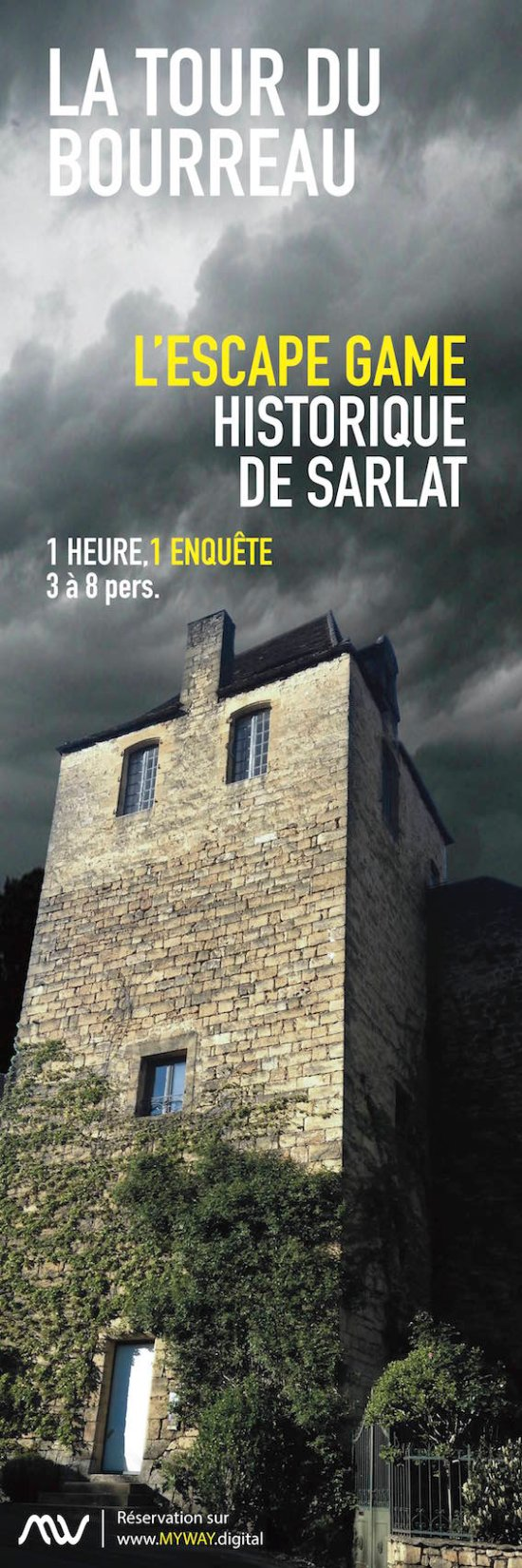 Escape Game Historique de Sarlat - la Tour du Bourreau
