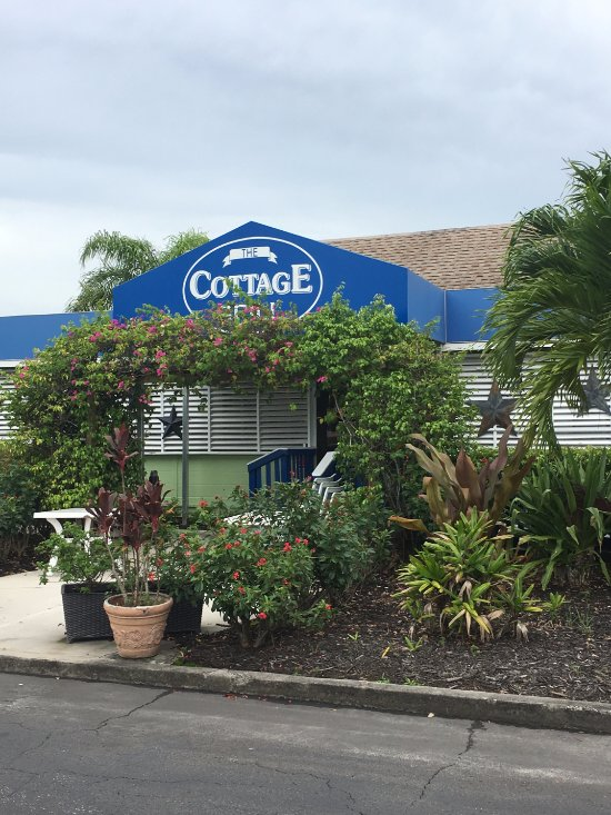 The Cottage Grill Port St Lucie Fl