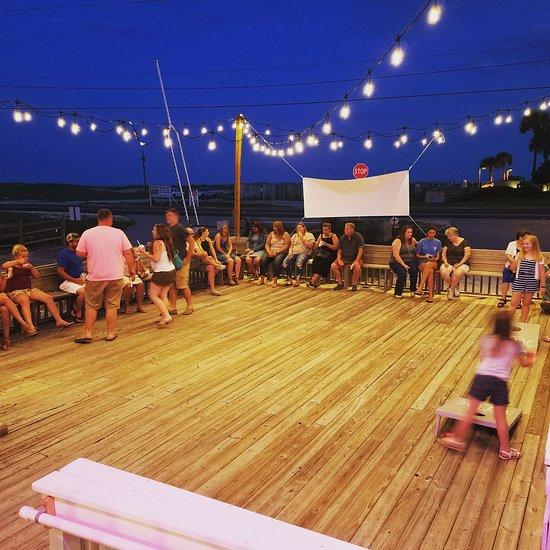 Perdido Key Restaurants: Hershey's Ice Cream On The Beach, Perdido Key