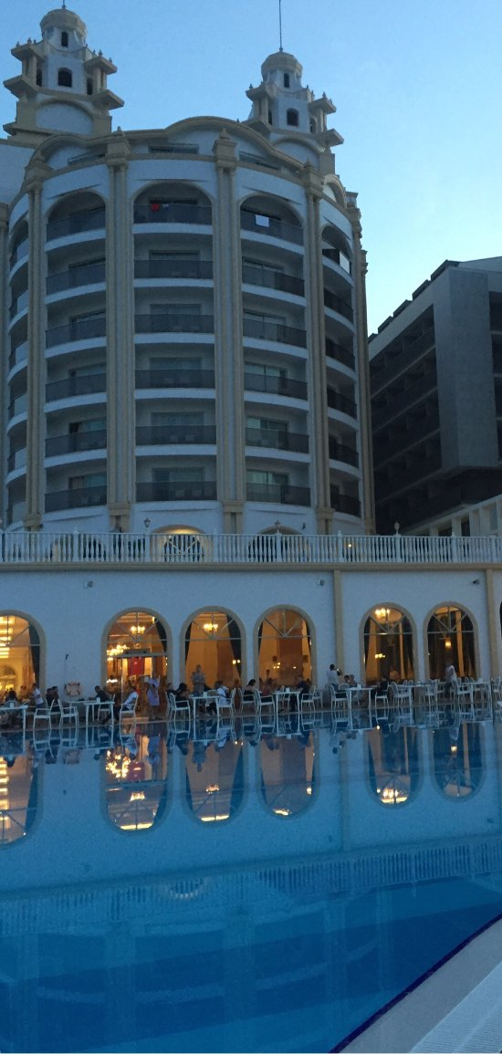 Very good hotel.