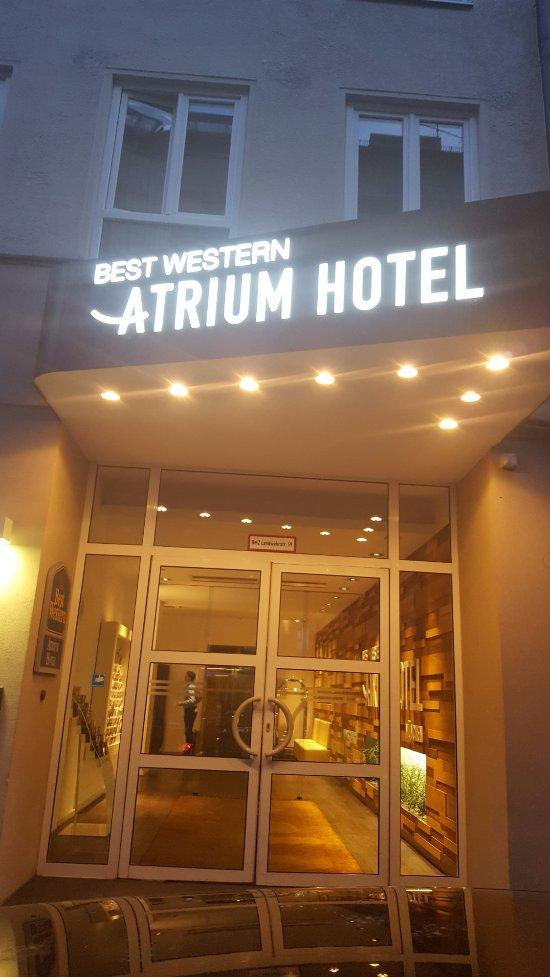 Best Western Hotel Munchen City
