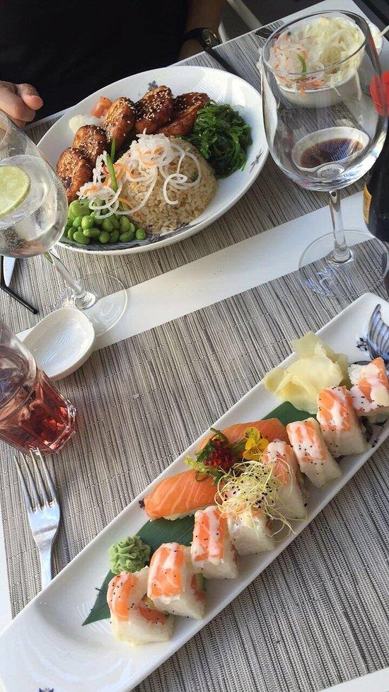 Koi sushi bar aix en provence omd men om restauranger for Koi sushi aix