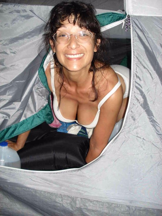 Tents are important for a few reasons such as keeping bugs away and keep things dry.