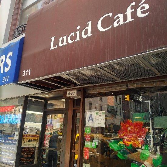 Lucid Cafe New York
