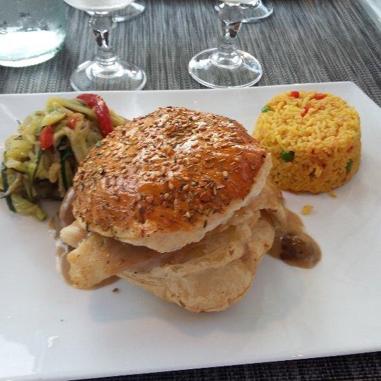Restaurant La Tour Genoise Marine De Porto Ota